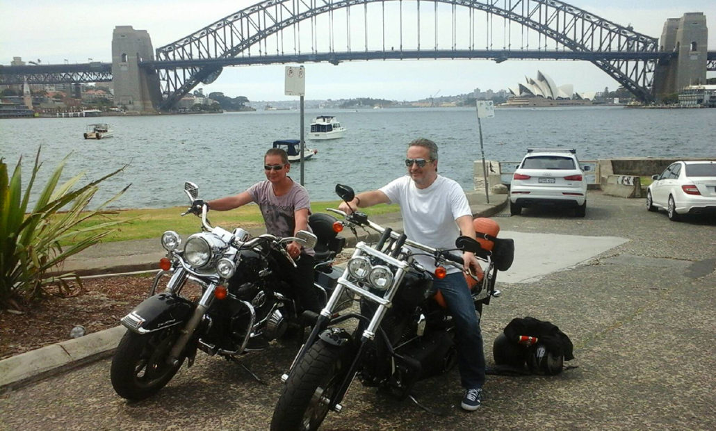 Fantastic tour of sydney - Troll Tours Harley ride, Sydney