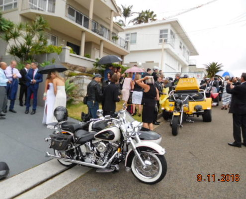 School formal Harley transfer