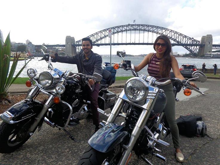Harley-tour-Sydney-Honeymoon