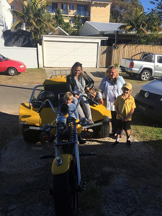 Harley motorcycle bucket list Brooklyn Sydney
