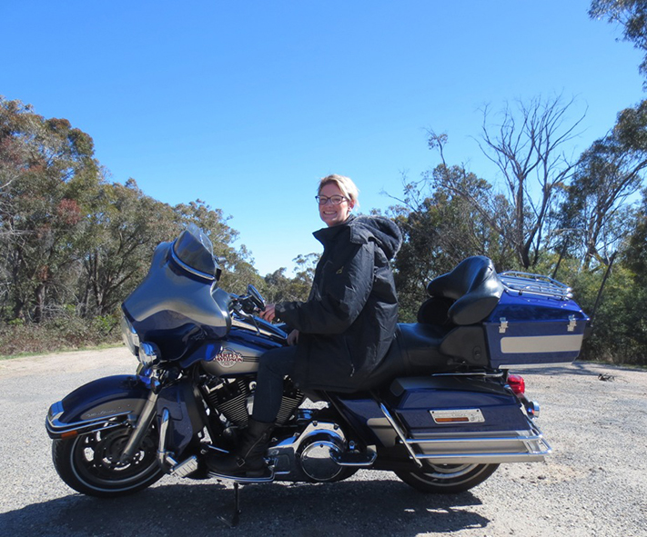 Harley-tour-Blue-Mountains