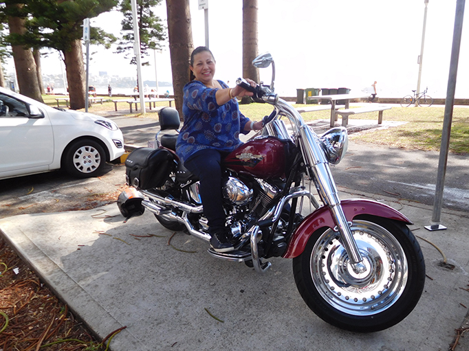 Harley tour Northern Beaches