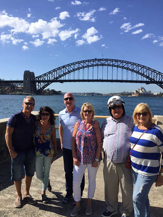 Harley and trike ride tour Sydney