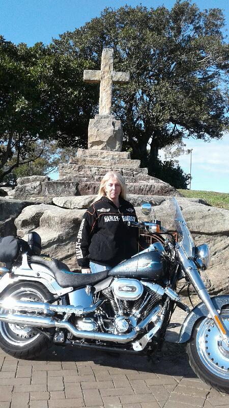 Harley tour 3 bridges Sydney