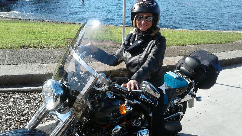 Harley tour Sydney orientation