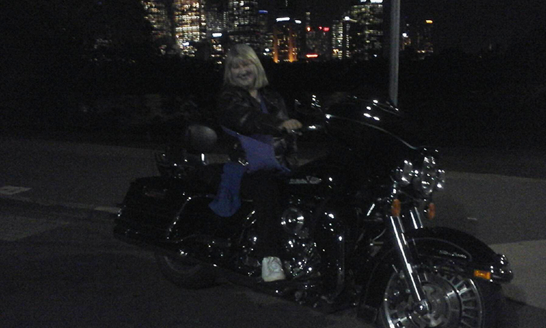 Harley tour to see Sydney night lights