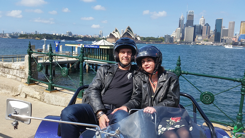 surprise Sydney trike ride