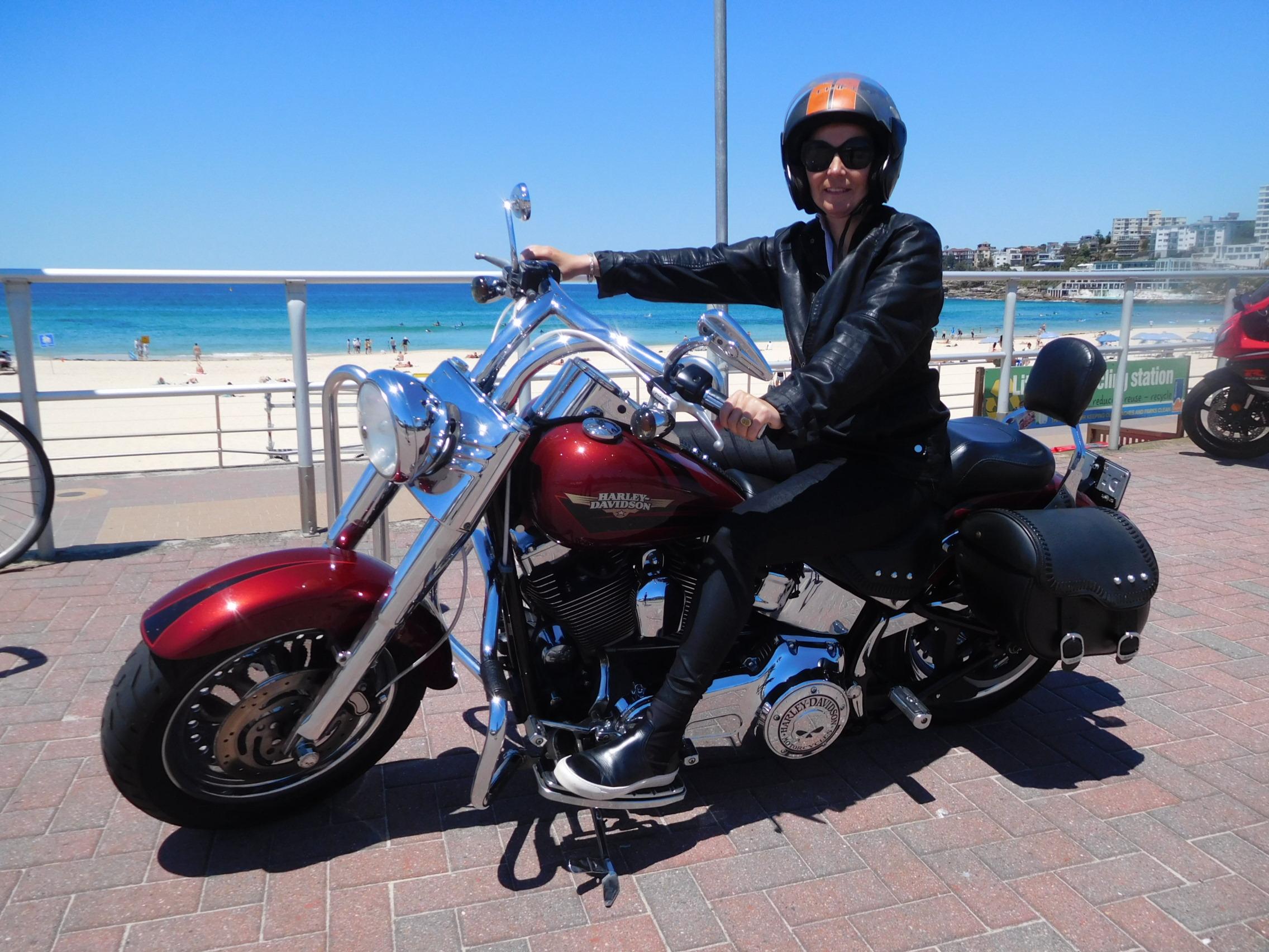 Harley tour bucket list tick