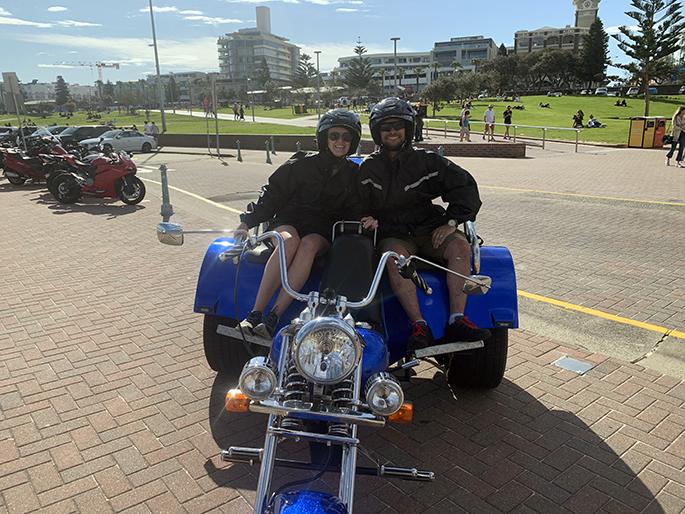 trike Eastern Panorama Tour