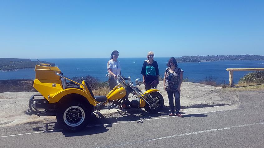Manly trike tour Sydney