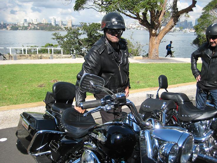 City Harley Ride