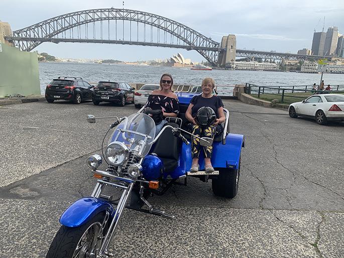 New Year Cruising around Sydney