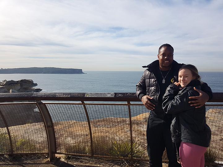 eastern Sydney trike tour