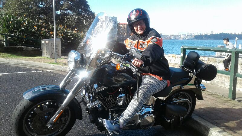 surprise Harley tour Sydney