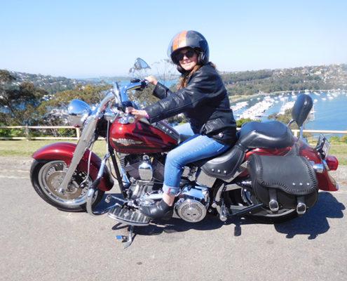 Harley tour birthday gift
