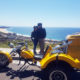 Surprise Northern Beaches trike tour for birthday