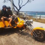 18th birthday trike tour