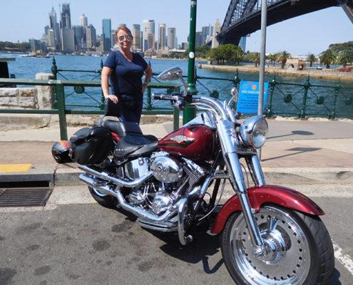 Beaches Bridges Harley tour