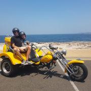 Eastern suburbs trike ride