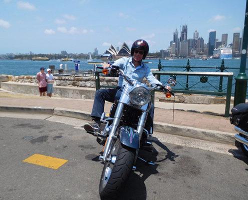 Harley tour 3Bridges