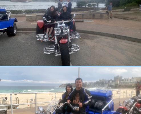 3Bridges Eastern Sydney trike tour