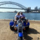 Harbour Bridges trike tour