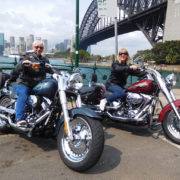 Harley tour 3Bridges Sydney