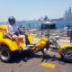 trike tour around 3bridges