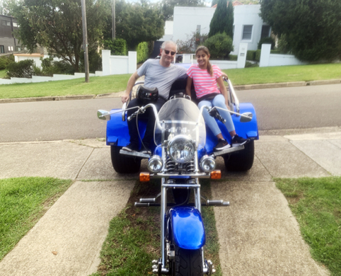 competition trike transfer prize