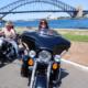 Sydney Harbour Harley Tour