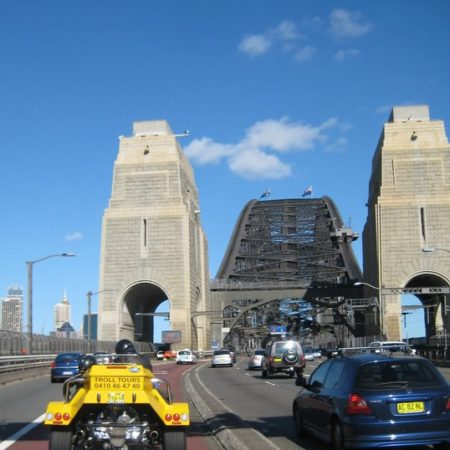 Harbour Bridge Tour
