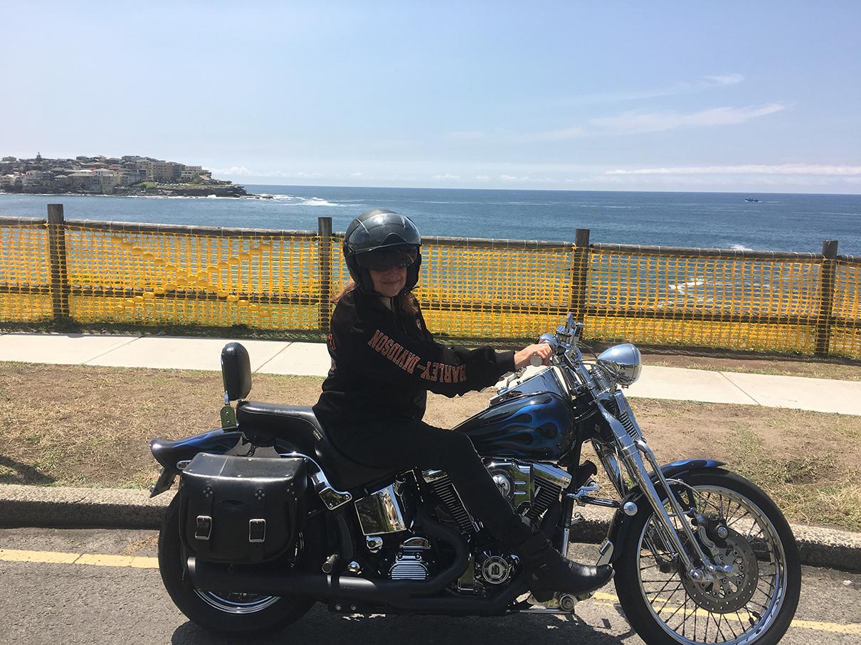 Australia Harley Davidson Tours
