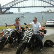 Fantastic tour of sydney - Troll Tours Harley ride, Sydney