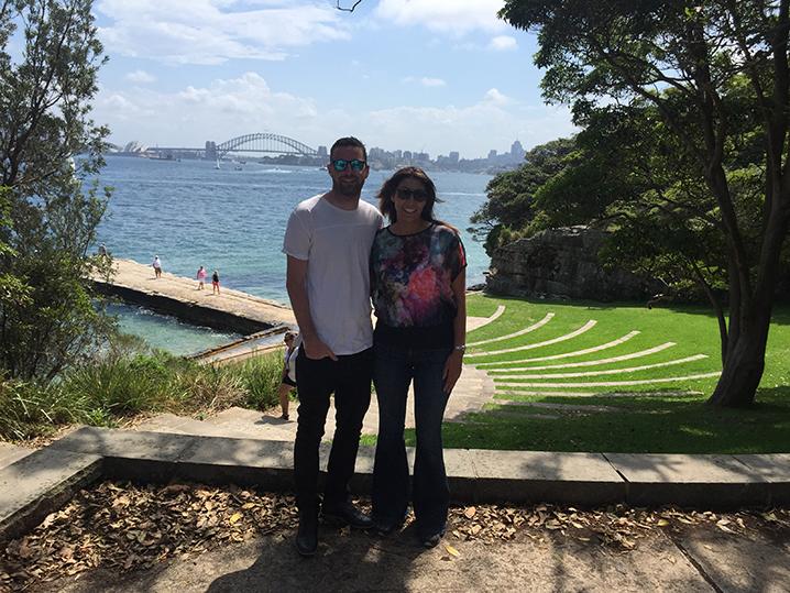 Sydney Harbour trike tour
