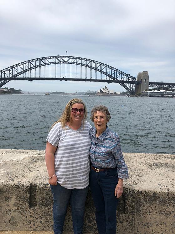 trike tour of 3 Bridges Sydney