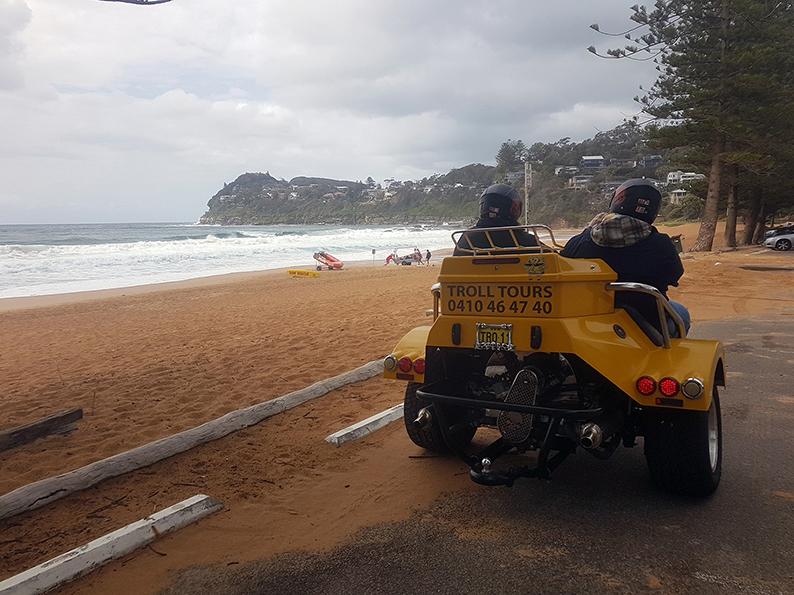 The Beach Beauty Tour
