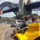 trike tour around 3 Bridges