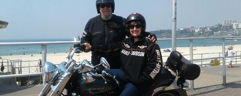 Harley 60th birthday present