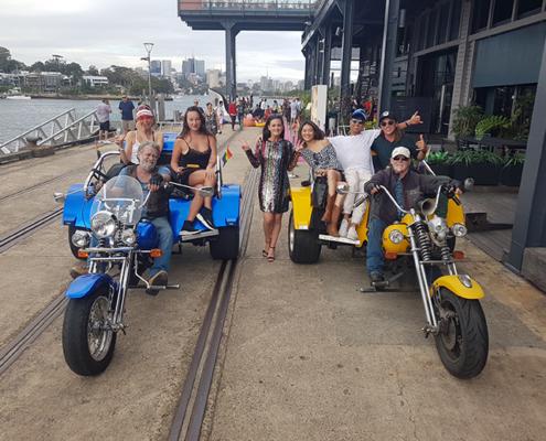 mini trike transfers, Sydney
