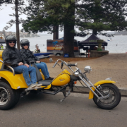 North Shore Skimmer trike tour, Sydney
