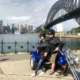 Sydney sightseeing trike tour