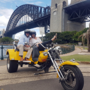 surprise anniversary trike transfer, Sydney