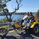 Northern beaches trike tour, Sydney