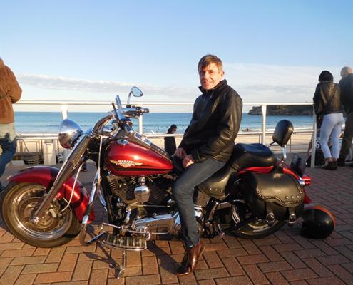 Harley Davidson surprise tour, Sydney
