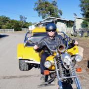 trike transfer to Q Station Manly, Sydney