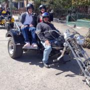20th anniversary trike transfer, Sydne