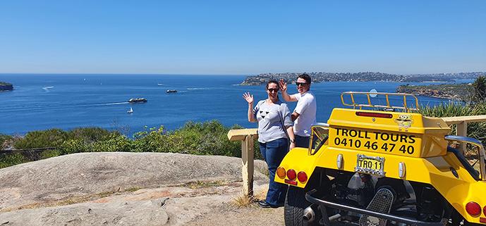 surprise Beach Beauty tour, Sydney