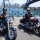 16th birthday Harley tour, Sydney Australia