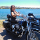 Harley ride, birthday transfer, Sydney Australia