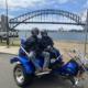 Fun 3 bridges trike tour, Sydney Australia